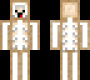 sandwich skeleton