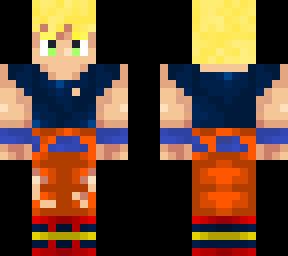 SonGoku Super Saiyan