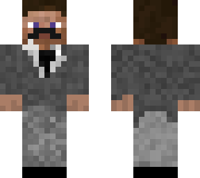 Steve with a Suit Self Made