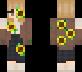 sunflower short