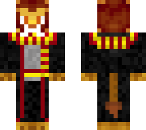 THE Gryffindor Edition two with scarf