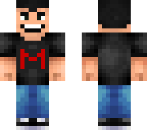 The Official Markiplier minecraft skin