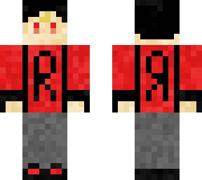 The RedFlash10 skin better