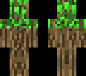 TreeMan Skin