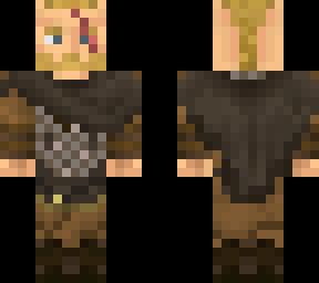 Vikingo con menos capa