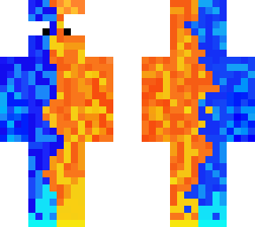 water and fire