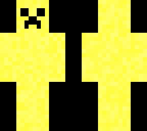 yellow creeper