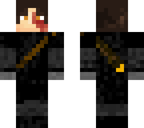 Zuko with black hoodie